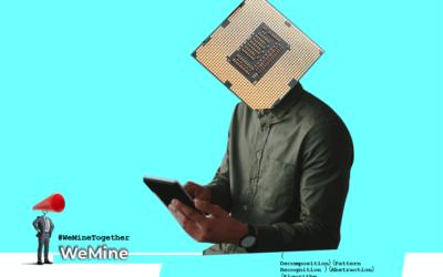 【數碼轉型拍住上——WeMine挑戰週】