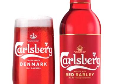 Carlsberg – Interactive Red Barley Premier League Viewing RSVP