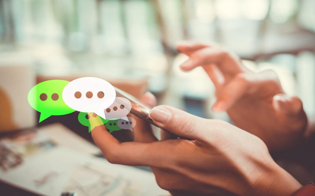 跨境營銷不可忽略的起手式 (WeChat公眾號篇)